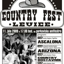 11.07.2009 - Country fest Levice