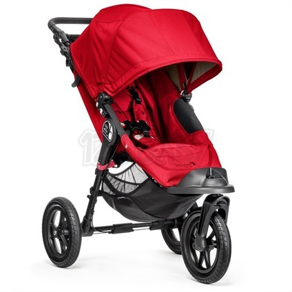 BABY JOGGER - City Elite - Red