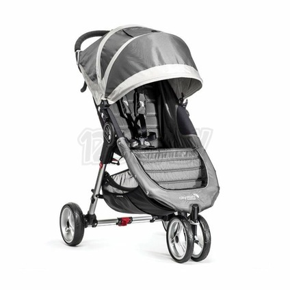 BABY JOGGER - STEEL GRAY