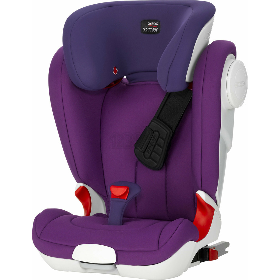 BRITAX - KIDFIX II XP SICT - BLACK SERIES MINERAL PURPLE-