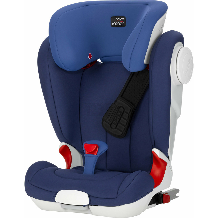 BRITAX - KIDFIX II XP SICT - BLACK SERIES OCEAN BLUE