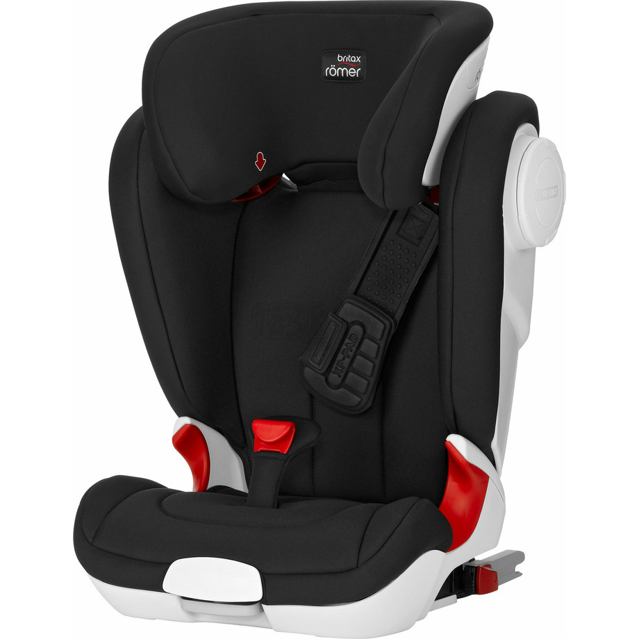 BRITAX - KIDFIX II XP SICT - BLACK SERIES COSMOS BLACK