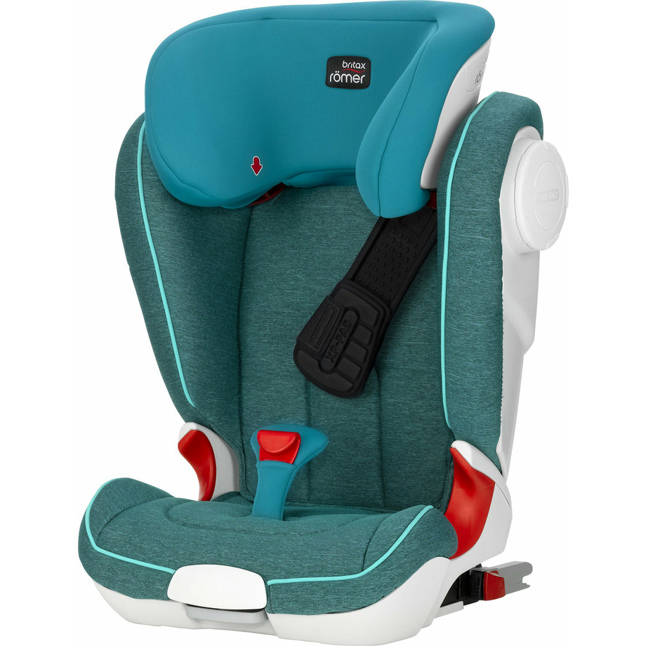 BRITAX - KIDFIX II XP SICT - BLACK SERIES - GREEN MARBLE