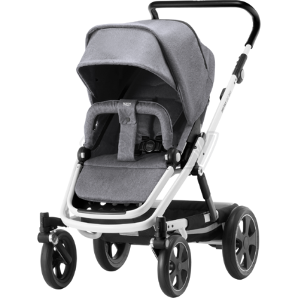BRITAX RÖMER - Go Big 2, Grey Melange/White