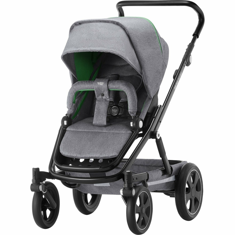 BRITAX RÖMER - Go Big 2, Dynamic Grey