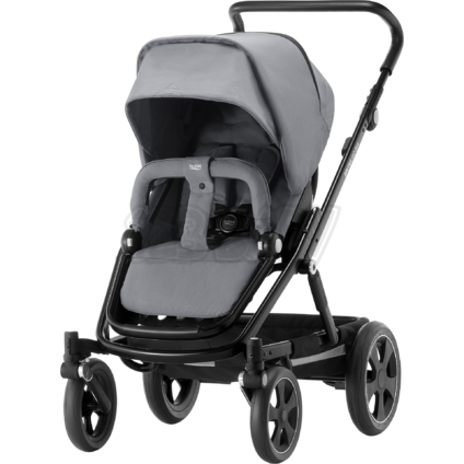 BRITAX RÖMER - Go Big 2, Steel Grey
